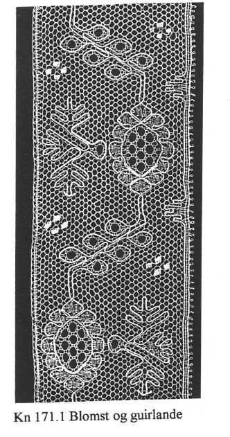 Blomst og Guirlande (fig. 85)