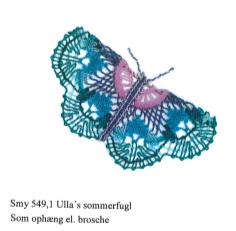 Ullas sommerfugl