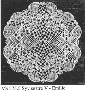 Syv søstre V Emilie